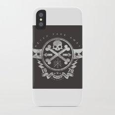 Bad Bones Crew 2 iPhone X Slim Case