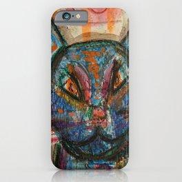 Bossa Nova KittyKat iPhone Case