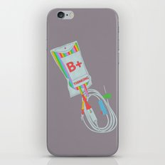 Be Positive Thinking iPhone & iPod Skin