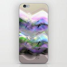 Ocean-Race  no31 iPhone & iPod Skin