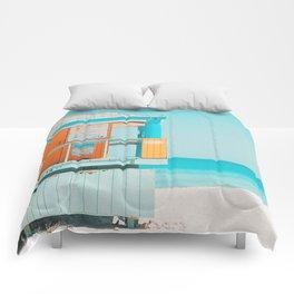 Santa Monica / California Comforters