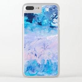 Bluestorm Clear iPhone Case