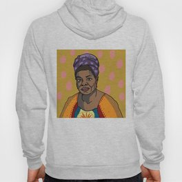 Maya Angelou Hoody