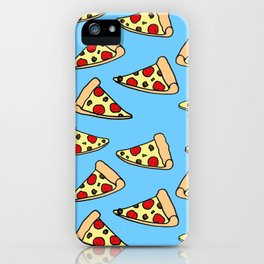 PIZZA HOT iPhone Case