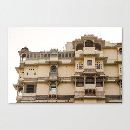 Devi Garh Canvas Print