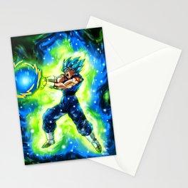 vegito Stationery Cards