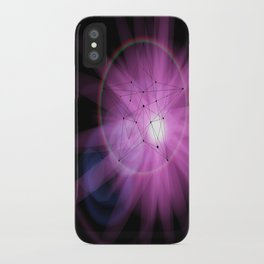 Lonely Star iPhone Case