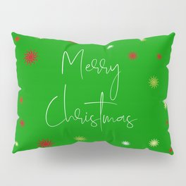 Feliz Navidad Pillow Sham