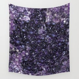 Amethyst Delight Wall Tapestry