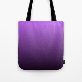 Violet Gradient Tote Bag