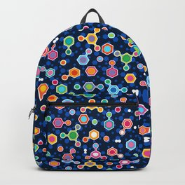 Hydrocarbons in Space Backpack