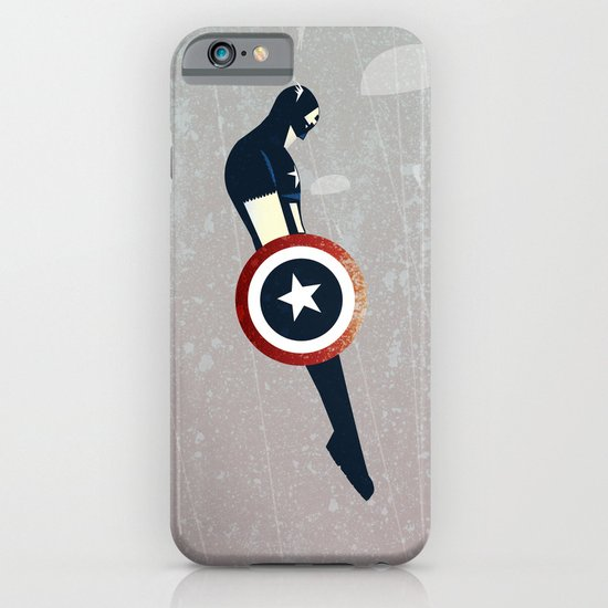 Freedom Fall iPhone & iPod Case