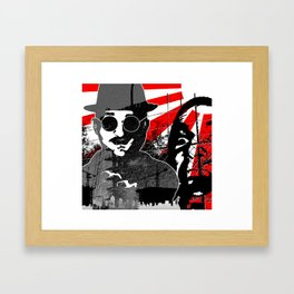 propagandi Framed Art Print