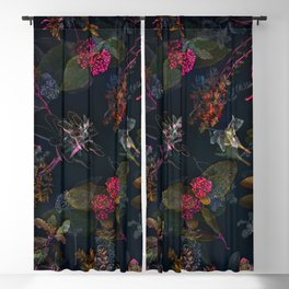 Fall in Love #buyart #floral Blackout Curtain