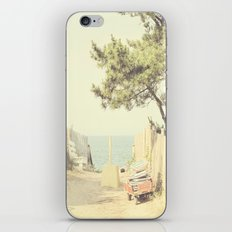 Vintage Summer iPhone & iPod Skin