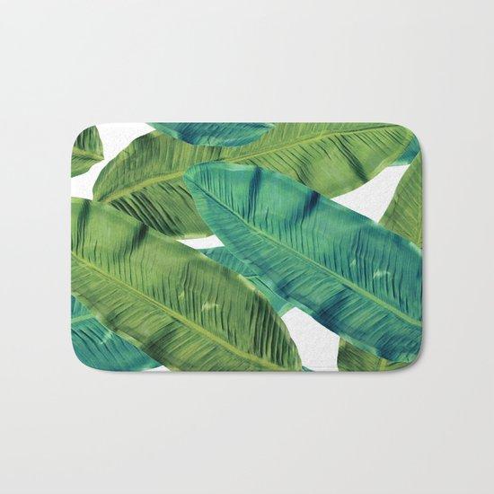 tropical life 7 Bath Mat