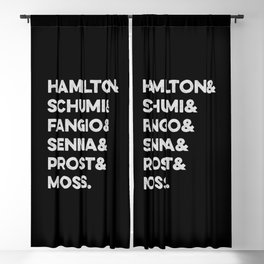 The Best racing pilots list of all time. Blackout Curtain