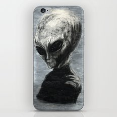 Personal Disclosure 4 iPhone & iPod Skin