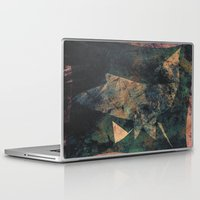 moby Laptop & iPad Skins featuring Whale Moby by Fernando Vieira