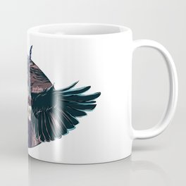 Riae Suicide Vector Illustration Coffee Mug