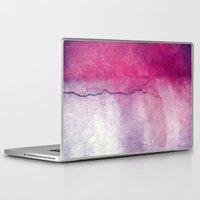broken Laptop & iPad Skins featuring broken by Claudia Drossert