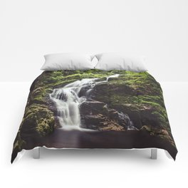 Wild Water - Landscape and Nature Photography Comforters