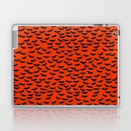 Bats in the Belfry-Orange Laptop & iPad Skin