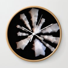 shooting stars Wall Clock