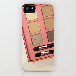 Eyeshadow iPhone Case
