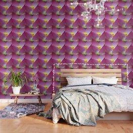 Peek-a-boo Beauty Wallpaper