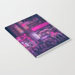 Pink Light District Notebook