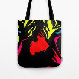 ABSTRACT ANIMAL Tote Bag