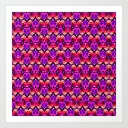 Pinko Art Print