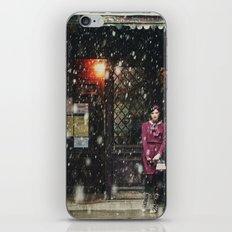 Snowscape I iPhone Skin