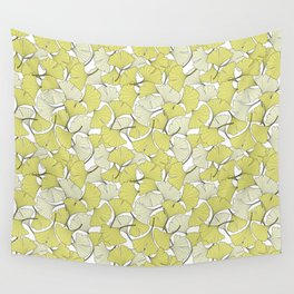 ginkgo leaves (special edition) Wall Tapestry
