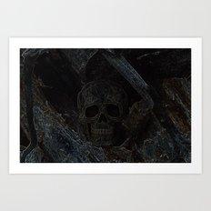 Celtic Art Print