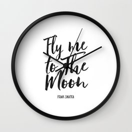Printable Art,movies quote Quote,Love Quote,Love Sign,Gift For Her,Inspirational Quote,Wall Art Wall Clock