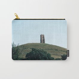 glastonbury tor Carry-All Pouch