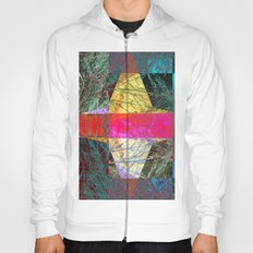 abstract design 7876 Hoody