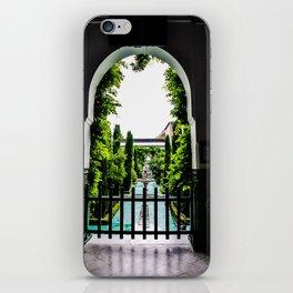 Paris.XIV iPhone Skin