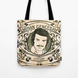 ORHAN BABA Tote Bag