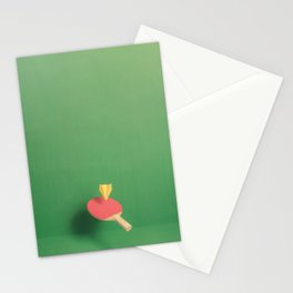 Paper Plane Pong Stationery Cards