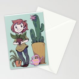Plant Love Stationery Cards