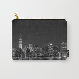 Downtown Manhattan Staten Island Ferry Carry-All Pouch