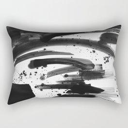 Feelings #4 Rectangular Pillow