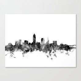 Cleveland Ohio Skyline Canvas Print