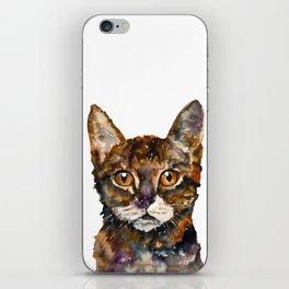 CAT#8 iPhone Skin