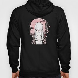 invisible girl Hoody