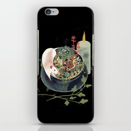 The Witch's Brew iPhone Skin