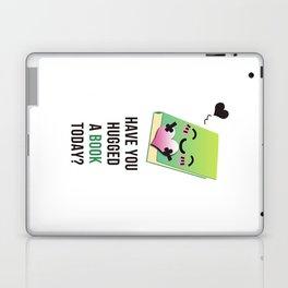 Book Emoji Love Laptop & iPad Skin